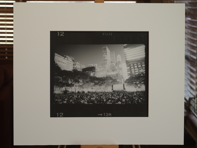fourth printing of original photograph ur-nyc9973-12